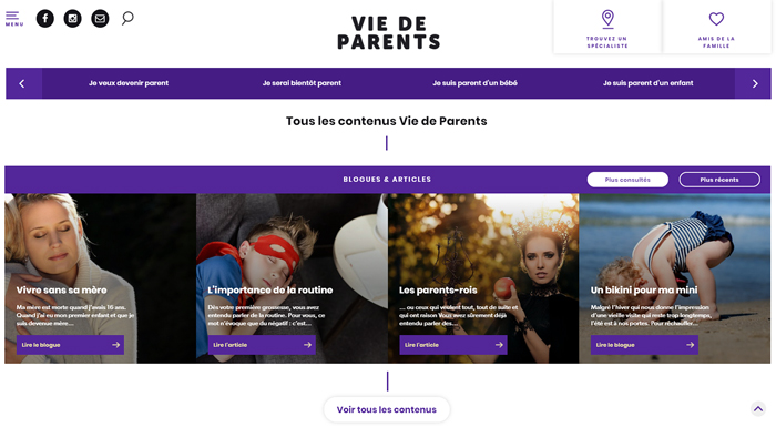 vie de parents 1