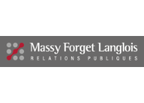 Massy Forget Langlois relations publiques
