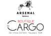Arsenal Media / Boutique Le Cargo