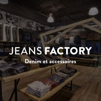 Fit naturel entre Jeans Factory et 32 MARS