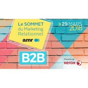 Sommet du Marketing Relationnel B2B
