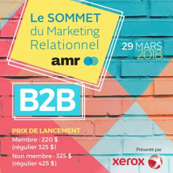 Sommet du Marketing Relationnel
