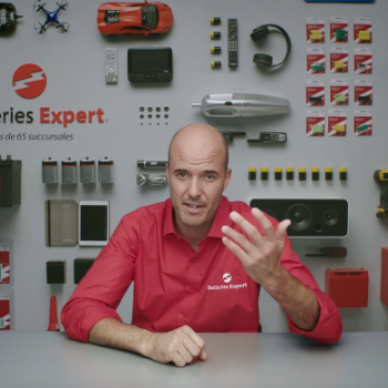 Alfred alimente Batteries Expert