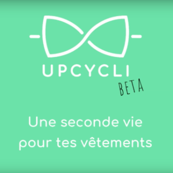 Upcycli facilite le magasinage écoresponsable