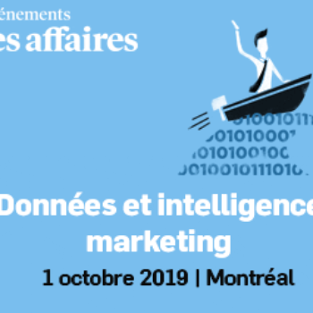 Données et intelligence marketing
