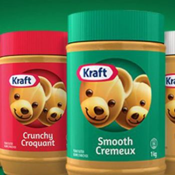 Kraft beurre d'arachides choisit Rethink