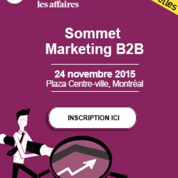 Sommet Marketing B2B