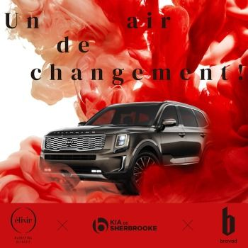 Immersion olfactive chez Kia Sherbrooke