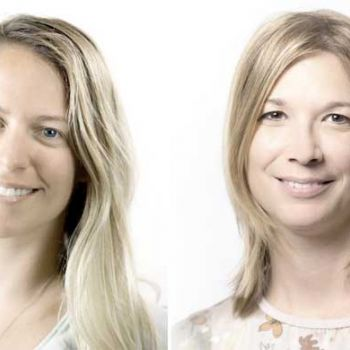 Kim Parent et Véronique Leblanc chez Rouge Marketing