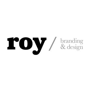 ATTENTION design+ devient roy/branding & design