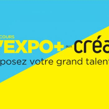 Une occasion en or d'exposer votre grand talent