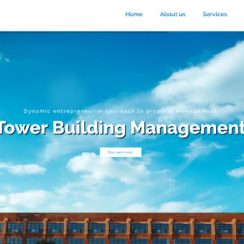 Tower Building Management revoit son image numérique