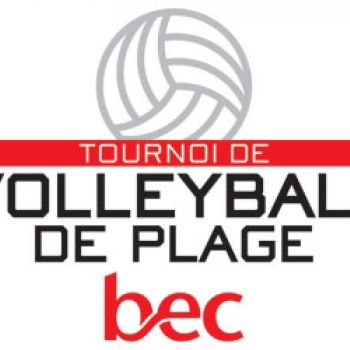 Tournoi de volleyball de plage du BEC