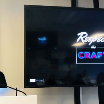 Dentsu Aegis Network Canada lance l'événement  «Craft Matters Creative Hack»