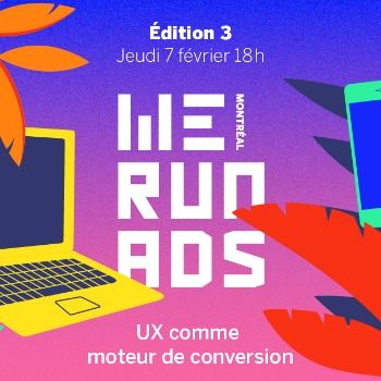 Montreal We Run Ads